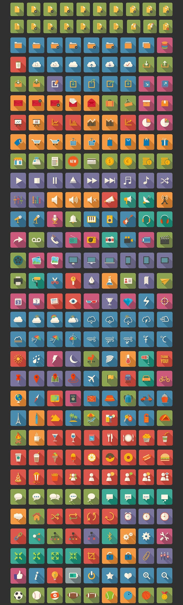 Tonicons-square-longshadow